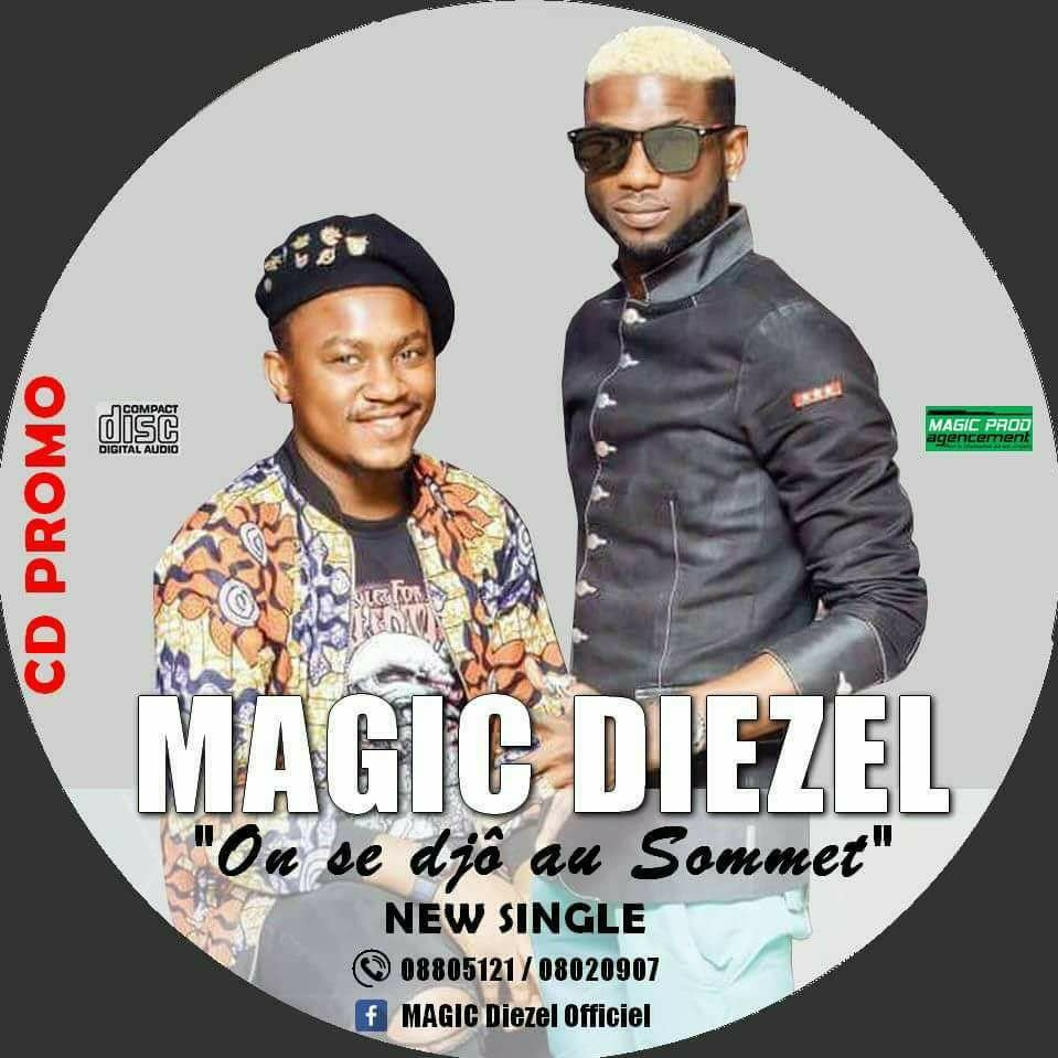 magic diezel on se djo au sommet
