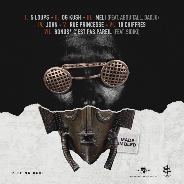 Kiff no beat made in bled ep disponible ivoirmixdj for Treize kiff no beat