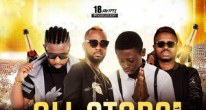 ALL STARS 18AVRIL ( KEDJEVARA , MC ONE , DJ MOASCO , DJ PHARAON) - ON EST FRAIS