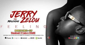JERRY ZELOU feat MALEXONE - FEELING