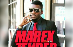 Marex Zender l'animateur Top Model