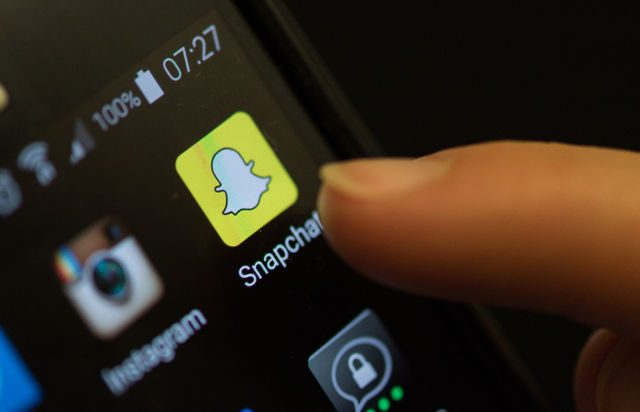 L'APPLICATION SNAPCHAT VICTIME D'UN PIRATAGE !